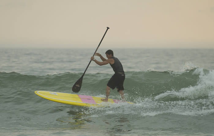 learn the SUP