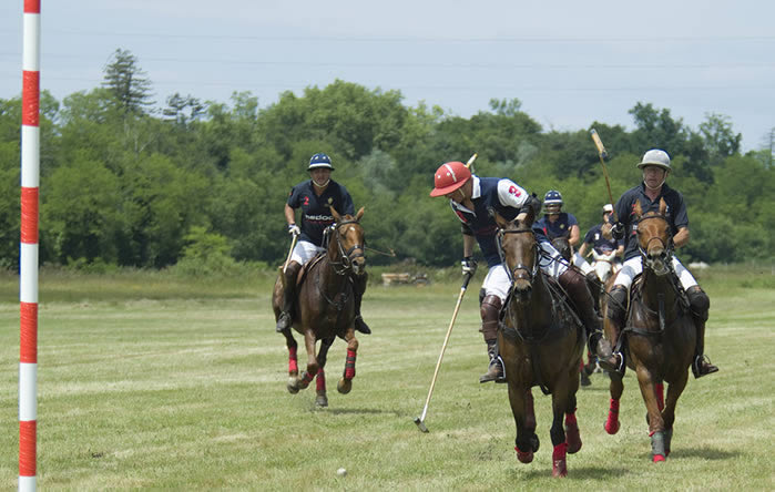 Polo in Montalivet