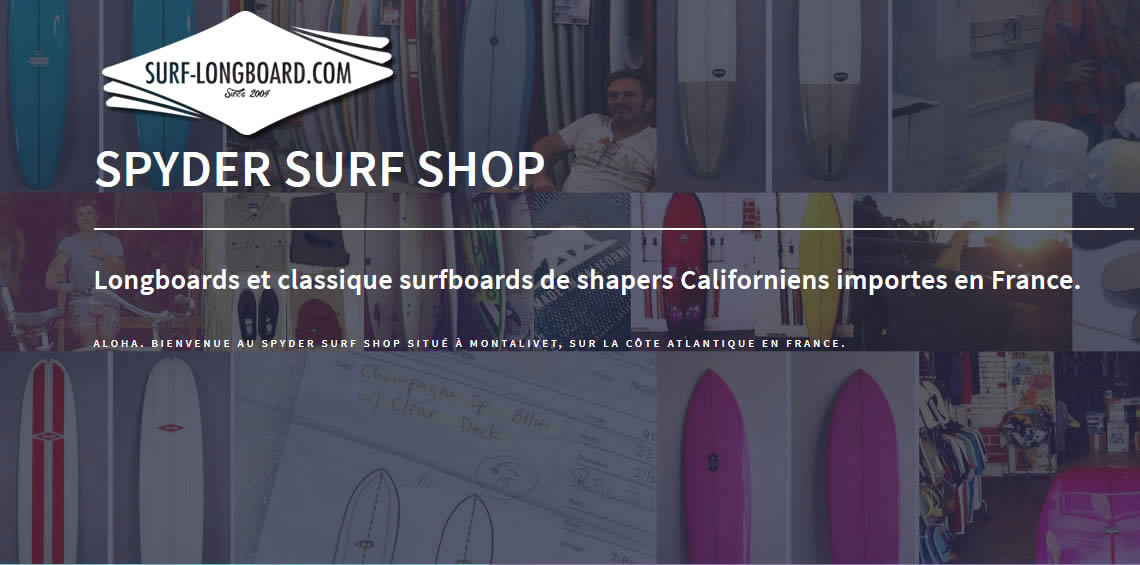 Spyder Surf Shop